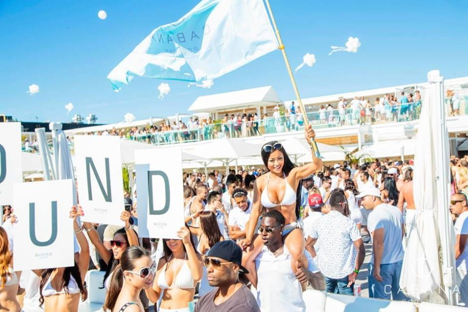 Daylit Boat Party