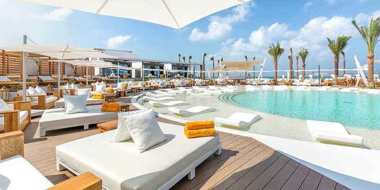 Nikki Beach Pool Party