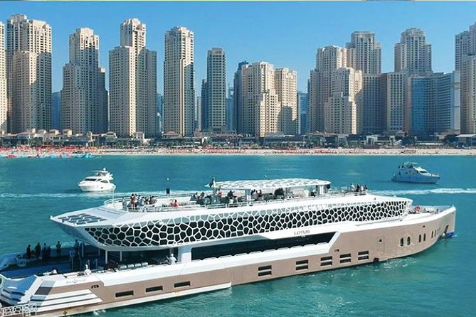 MegaYacht Brunch Cruise