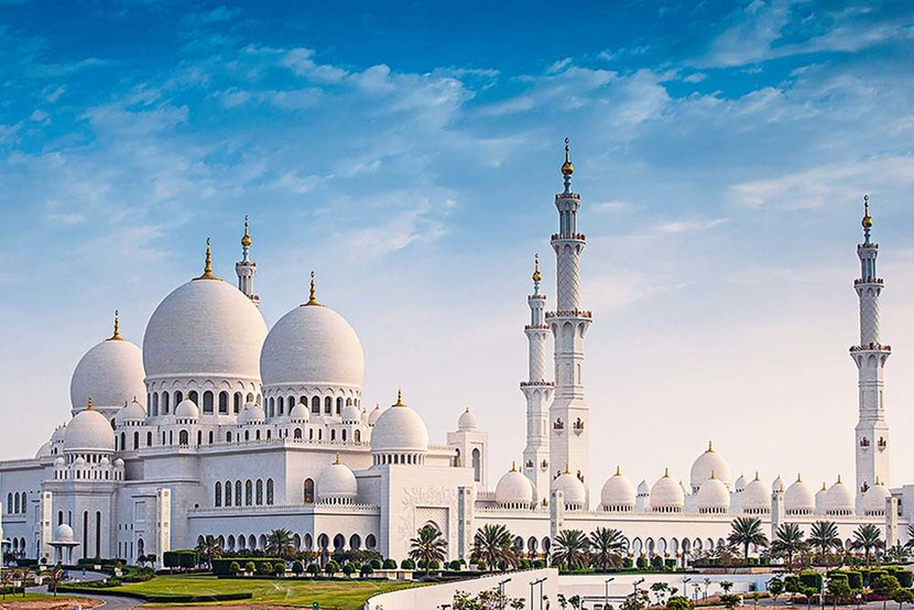 Sheikh Grand Mosque