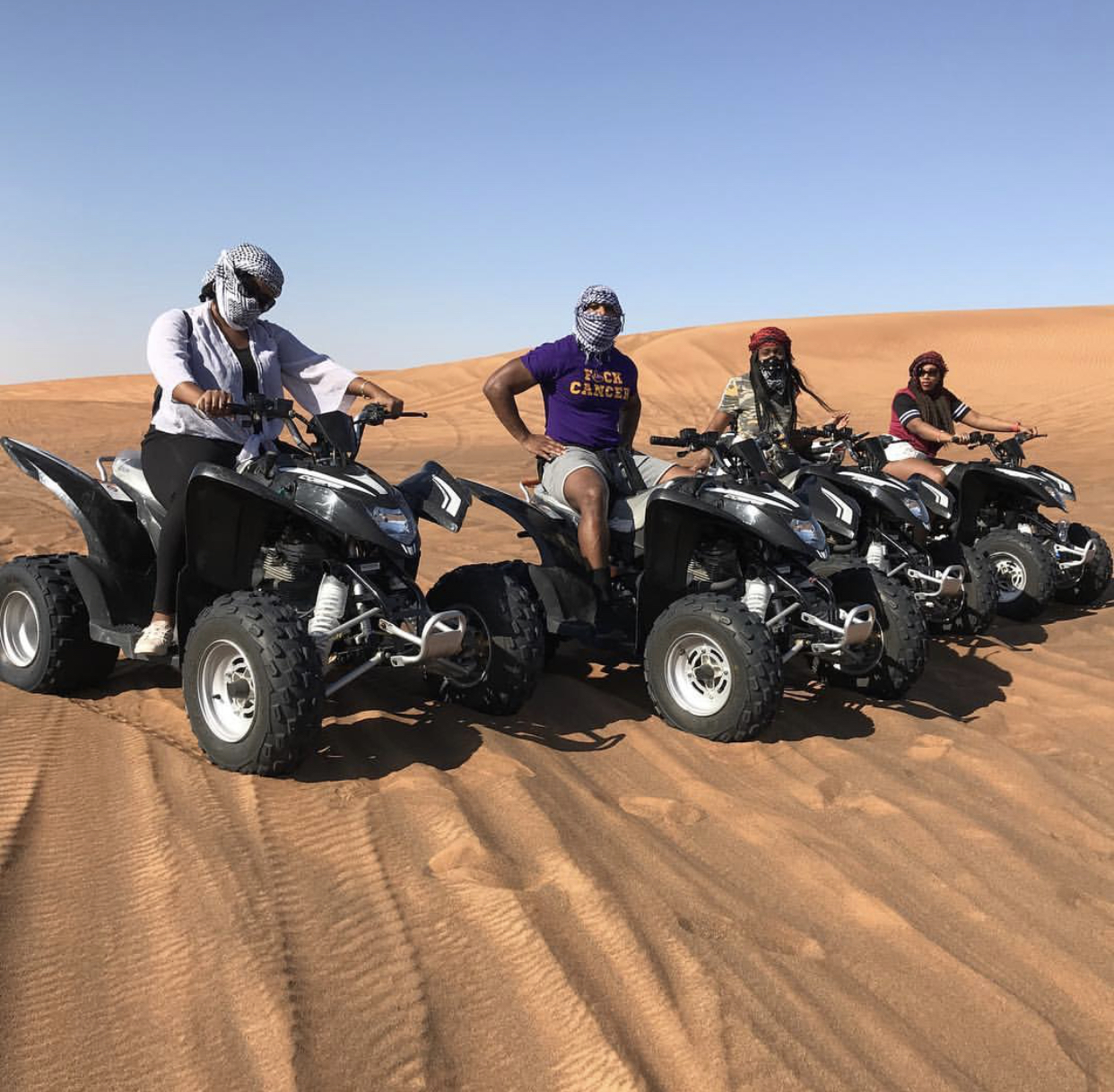 Quad Bike (ATVS)